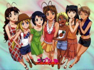 6 Animes parecidos a Love Hina