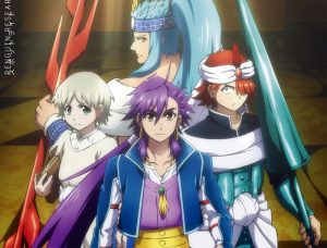 Top 10 Powerful Magi: Adventures of Sinbad Characters