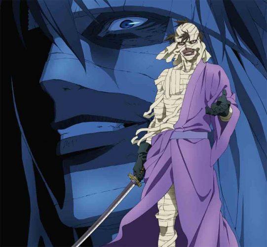 Makoto Shishio Rurouni Kenshin Wallpaper