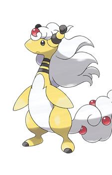 Mega Ampharos pokemon