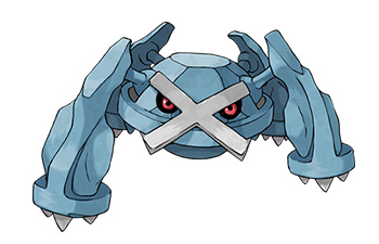 Metagross pokemon