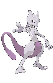 Mewtwo pokemon