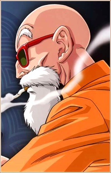 Muten-Roshi  Dragon Ball