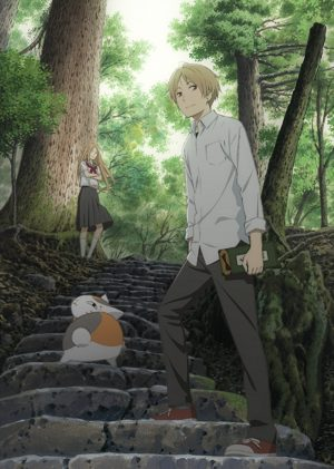 Natsume's Book of Friends 5th Season Key Visual 2