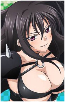 Raynare Yuuma Amano High School DxD