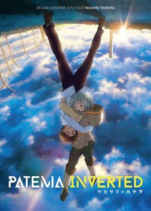 Sakasama no Patema dvd