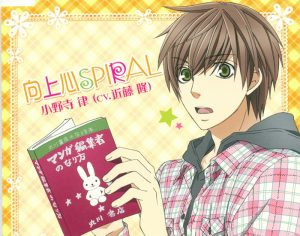 Top 10 Uke Anime Boys