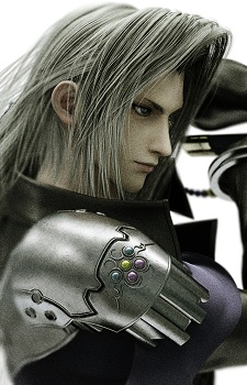 Sephiroth Final Fantasy VII Advent Children