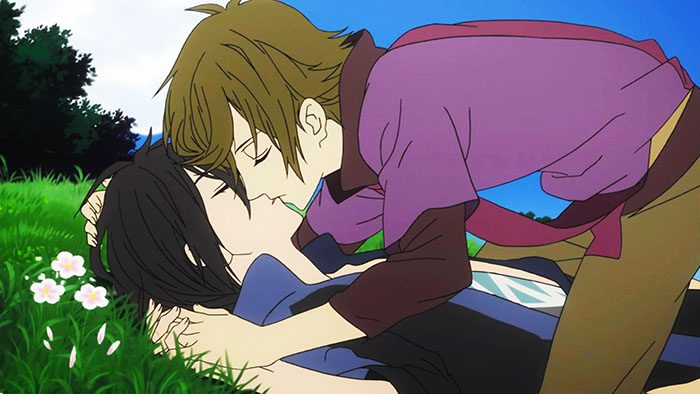 Junjou-Romantica-Capture-500x285 [Fujoshi Friday] Top 10 Anime Boys Kissing Scenes [Updated]