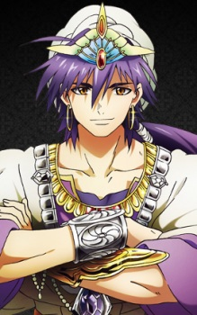 Sinbad Magi The Labyrinth of Magic