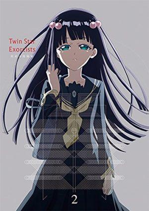 Sousei no Onmyouji dvd