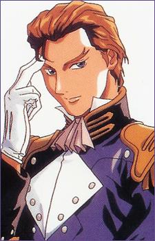 Treize Khushrenada Mobile Suit Gundam Wing