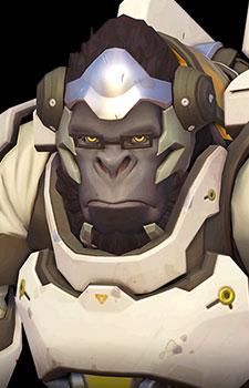 Winston overwatch