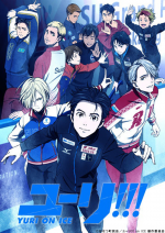 Yuri on ICE Confirmed for Fall, Synopsis & Character Bios Revealed!