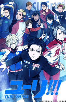 Yuri!!! on ICE Key Visual 2