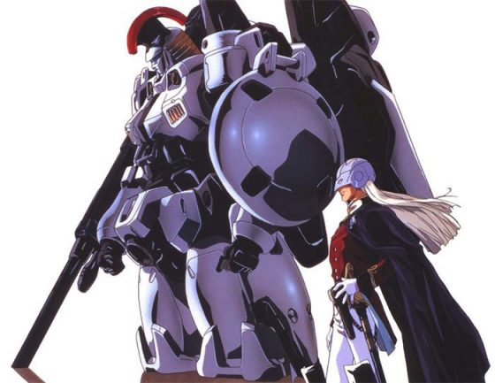 Zechs Merquise Mobile Suit Gundam Wing wallpaper