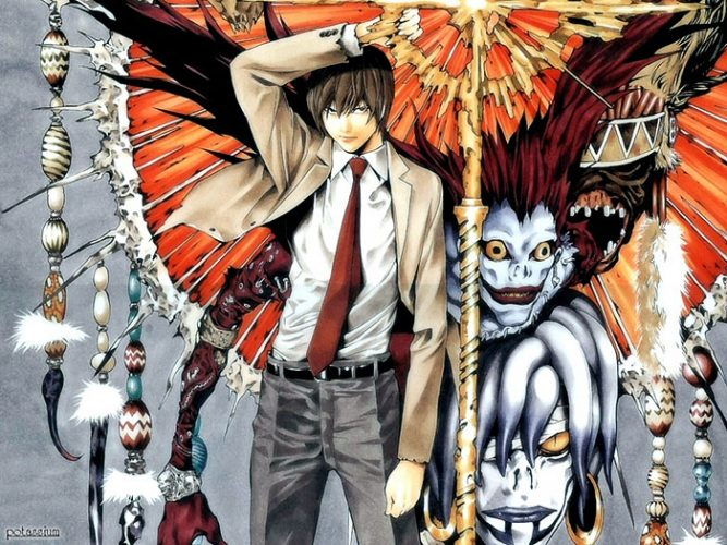 Light Yagami Death Note 5 Características Que Lo Destacan