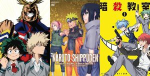 [Action Spring 2016] Like Naruto? Watch This!