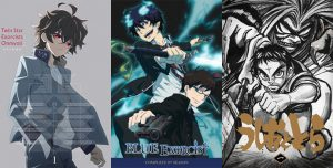 [Fantasy Spring 2016] Like Blue Exorcist (Ao no Exorcist)? Watch This!