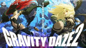bee-jerk Gravity Daze The Animation PV Released