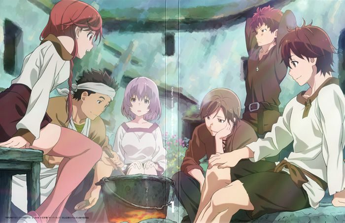 Top 10 Heroic Hai To Gensou No Grimgar Characters Best List