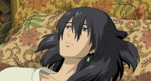howl dark hair