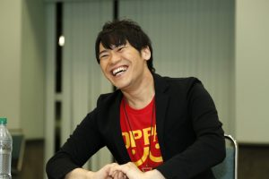 [Honey's Anime Interview] Makoto Furukawa (The Voice of Saitama) @AnimeExpo2016