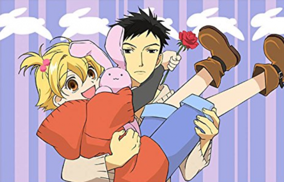 ouran-highschool-host-club-haninozuka-mitsukuni-poster