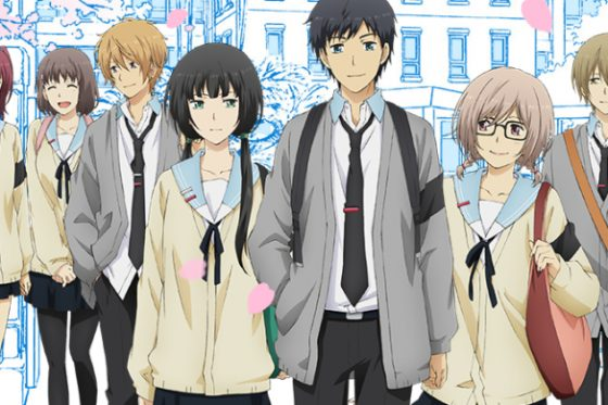 relife-anime-20160714213713-560x373 ReLIFE Stage Play Full Cast Visual Revealed