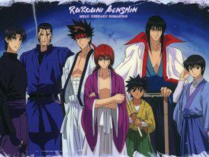 Los 10 personajes más fuertes de Rurouni Kenshin