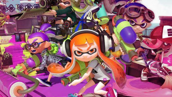 splatoon-20160714203336-560x315 Top 10 Games Ranking [Weekly Chart 07/14/2016]