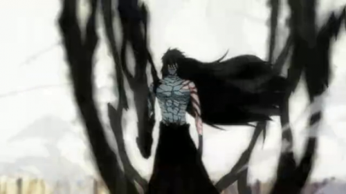 3. Bleach capture The Final Getsuga Tenshou