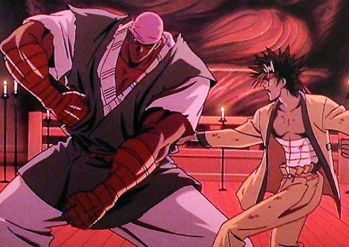 4. Rurouni Kenshin capture Ep. 48