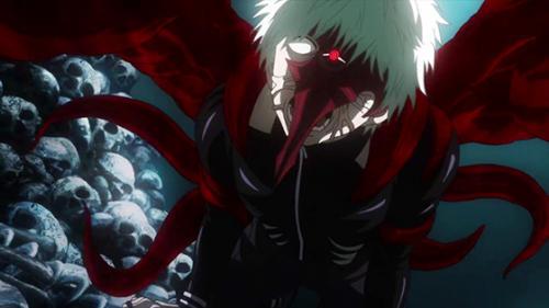 6. Tokyo Ghoul √A capture The Centipede