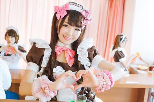 ACM Home Maid Cafe Hitomi