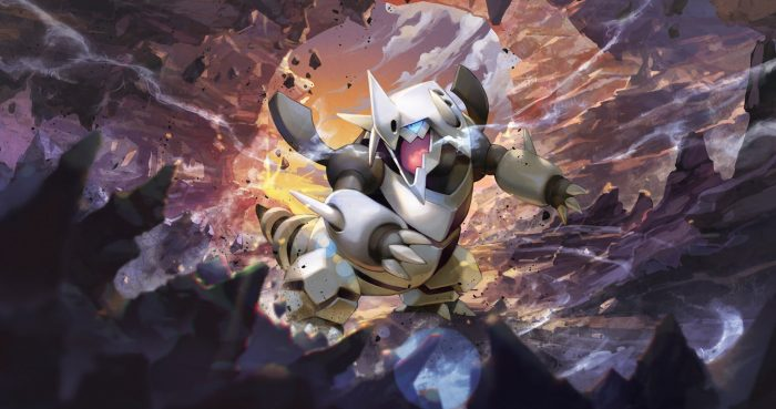 Aggron pokemon wallpaper