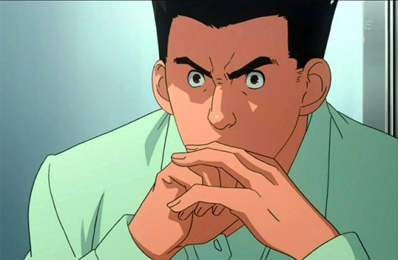Akira Hattori  Bakuman Capture