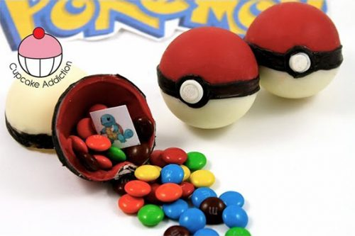 Anime inspired desserts pokemonc