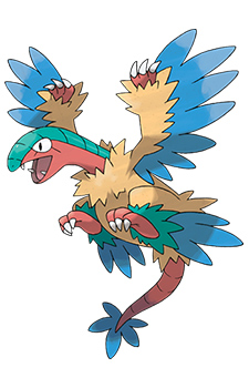 Archeops pokemon