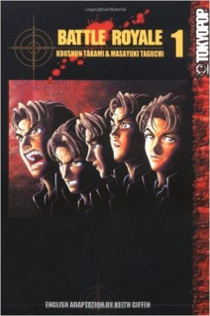 6 Manga Like Battle Royale [Recommendations]