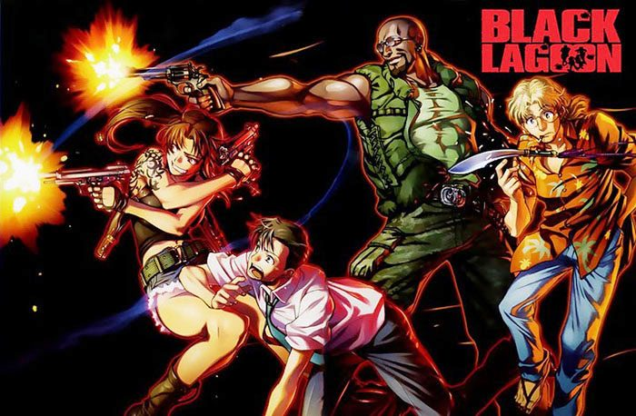 Black Lagoon wallpaper 2