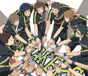 6 Animes parecidos a Cheer Danshi!!