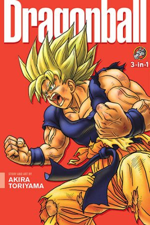 Dragonball 9 manga