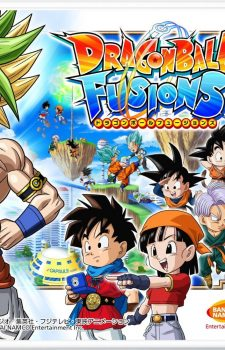 Dragonball Fusions (3DS)