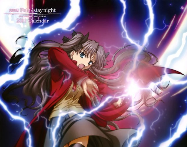 Fate-stay-night-UNLIMITED-BLADE-WORKS-wallpaper-20160809211635-636x500 Los 10 mejores magos del anime
