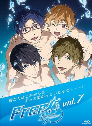Free! Eternal Summer dvd