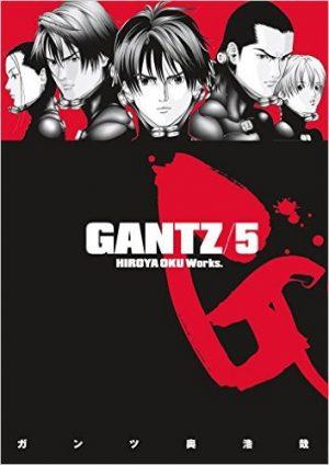 Gantz manga 5