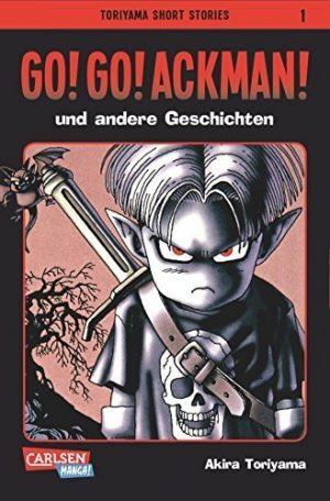 Go! Go! Ackman manga