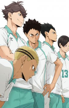 Haikyuu!! 2nd Season Vol. 8