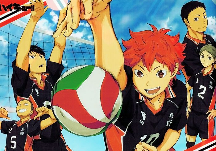 Haikyuu Wallpaper 2 700x491 Top 4 Volleyball Anime Best Recommendations